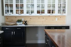 cheap kitchen backsplash ideas. Beautiful Cheap Natural Unfinished Wood Can Create A Very Contrasting Backsplash 30  Unique And Inexpensive DIY Kitchen Backsplash Ideas  Throughout Cheap