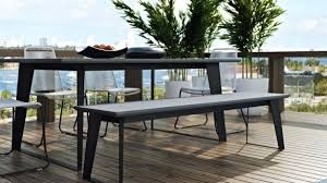 modern outdoor dining furniture. Modern Outdoor Dining Furniture. Table Attractive  Tables Bars Digs Within 8 Mid Furniture M