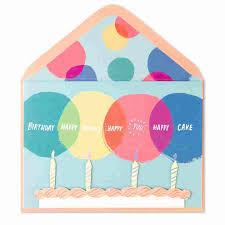 Birthday Venn Diagram Venn Diagram Birthday Birthday Cards Papyrus