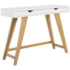 frieda 2 drawer console table 2