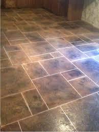 Kitchen Tile Flooring Kitchen Classic Tile Flooring Idea With Multiple Types Of Of Tikspor