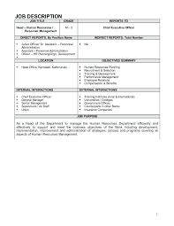 Sample General Manager Resume Job Description Example General Counsel Sample Template Manager Resume