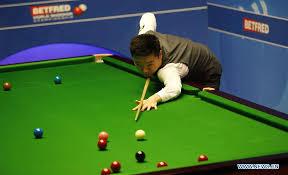 sp britain sheffield snooker world championship day 4