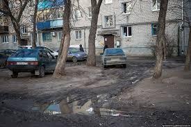 Вход в дом со двора. Dvory Moskvy Foto Novosti