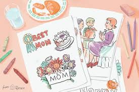 Entertainment themed free coloring pages. Free Printable Mother S Day Coloring Pages