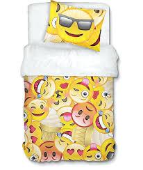 twin xl comforter sets night shift emoji twin comforter set twin xl bedding sets for dorms