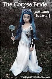 the corpse bride diy tutorial fantasia