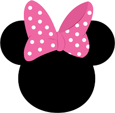 Mickey Mouse Classroom, Minnie Mouse Cake, Minnie Birthday, - Minnie Rosa  Png Clipart - Full Size Clipart (#400445) - PinClipart