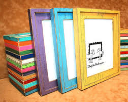 Colorful Frame Etsy