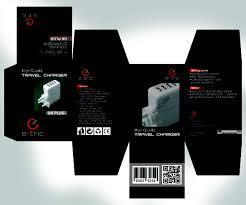 Mobile Charger Packaging Design Elegant Serious Packaging Design Job Packaging Brief For A