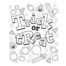 halloween candy coloring page. Halloween Candy Coloring Pages Printable Free To Page