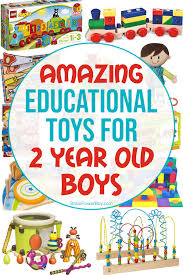 These educational gifts for 2 year old boys are amazing! They designed to get Educational Toys Year Old Boys - Over 50 Hand-Picked Ideas!