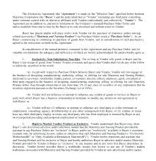Contract Agreement Template Between Two Parties Simple Legal Agreement Template