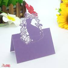 <b>100Pcs Cute Kangaroo</b> pattern Wedding Table Card Seat Party ...