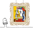 Image result for picasso clipart