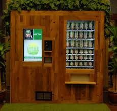 Salad Vending Machine Chicago Impressive Restaurantquality Salad From A Vending Machine New Kiosk Aims To