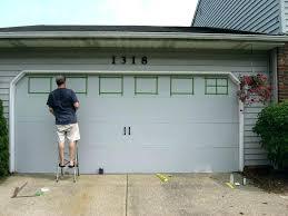 garage door window privacy frosted garage door large size of garage glass window adds privacy