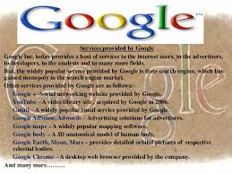 my dream company google