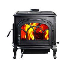 stove heater. stallion large wood-burning stove heater l