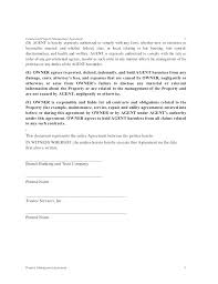 Commercial Property Management Agreement Template Car Hire Rental