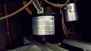 ice o matic ice machine replacing a condenser fan motor a ice o matic ice machine replacing a condenser fan motor a non oem motor