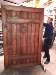 Reclaimed Wood Barn Door How To Project by Sasen Renovations