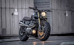 down out motorcycles t100