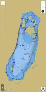 Inga Lake Fishing Map Ca_bc_inga_lake_631868 Nautical