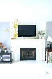ideas to hide tv wires how to hide wires over brick fireplace simple design decor hide ideas to hide tv wires