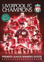 Liverpool FC Champions: Premier League Winners 2019/20: Official Souvenir  Picture Special Magazine : Liverpool FC: Amazon.de: Bücher