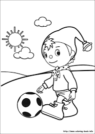 Small Picture Noddy coloring pages on Coloring Bookinfo