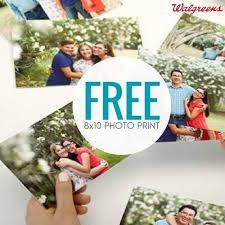Walgreens Free 8x10 Photo Coupon Code Great Gift Idea
