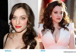 kat dennings bust size kat dennings plastic surgery before and after photos 2014