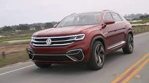 2020 Volkswagen Atlas Cross Sport New Hybrid Suv Volkswagen Volkswagon Sports News