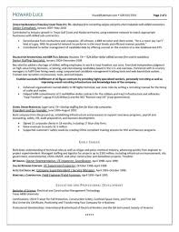 Awesome Oil And Gas Resume Builder Ideas Professional Resume