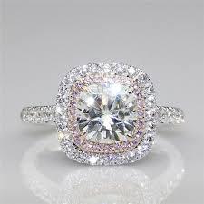 best 25 pink diamond engagement ring ideas
