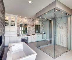 Top 60 Best Master Bathroom Ideas Home Interior Designs Luxury Master Bathrooms Bathroom Design Luxury Master Bathroom Design