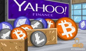 Bitcoin Price Chart Yahoo Bitcoin Ethereum And Litecoin Trading Now Available On