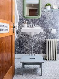 Kids Bathroom Tile Top 20 Bathroom Tile Trends Of 2017 Hgtvs Decorating Design