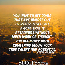 Goal Quotes 100 Motivational Quotes About Successful Goal Setting SUCCESS 17