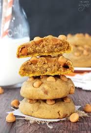 pumpkin erscotch chip cookies