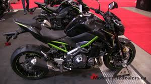 2017 <b>Kawasaki Z900 Motorcycle</b> - YouTube