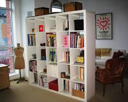 IKEA Bookcase Room Divider