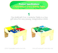 kidkraft train play table table kids play kidkraft live learn play train table kidkraft wooden train