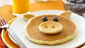 Piggy Pancakes Recipe BettyCrocker
