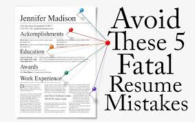 funny resume mistakes