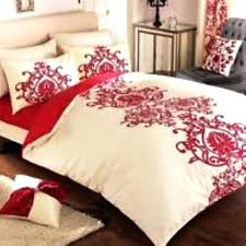 red duvet cover single and black canada