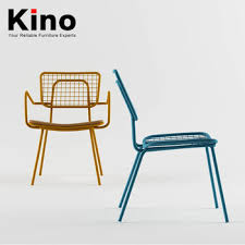 simple outdoor chair design. Steel Tube And Metal Wire Frame Outdoor Simple Design Relaxing Chair G