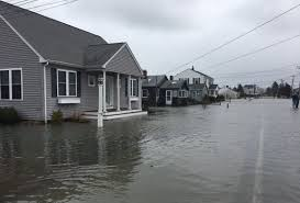 Hit Hard By Noreaster Marshfield Community Assesses Damage