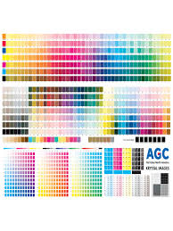 Cmyk Color Value Chart Cmyk Color Chart Template 4 Free Templates In Pdf Word